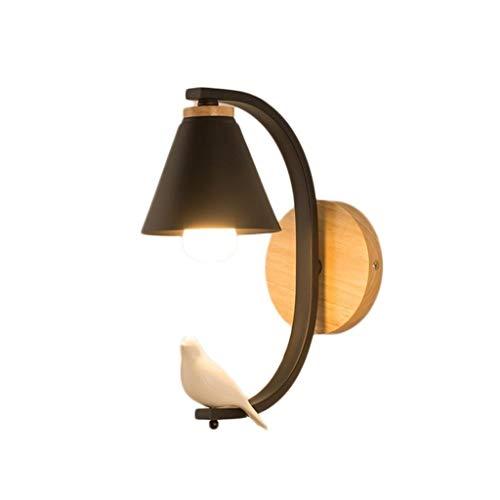Creatieve slaapkamer, romantisch, voor slaapkamer, kinderkamer, wandlamp Nordic