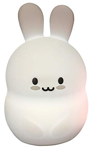 Speel-Goed Veilleuse Silicone Lapin Large
