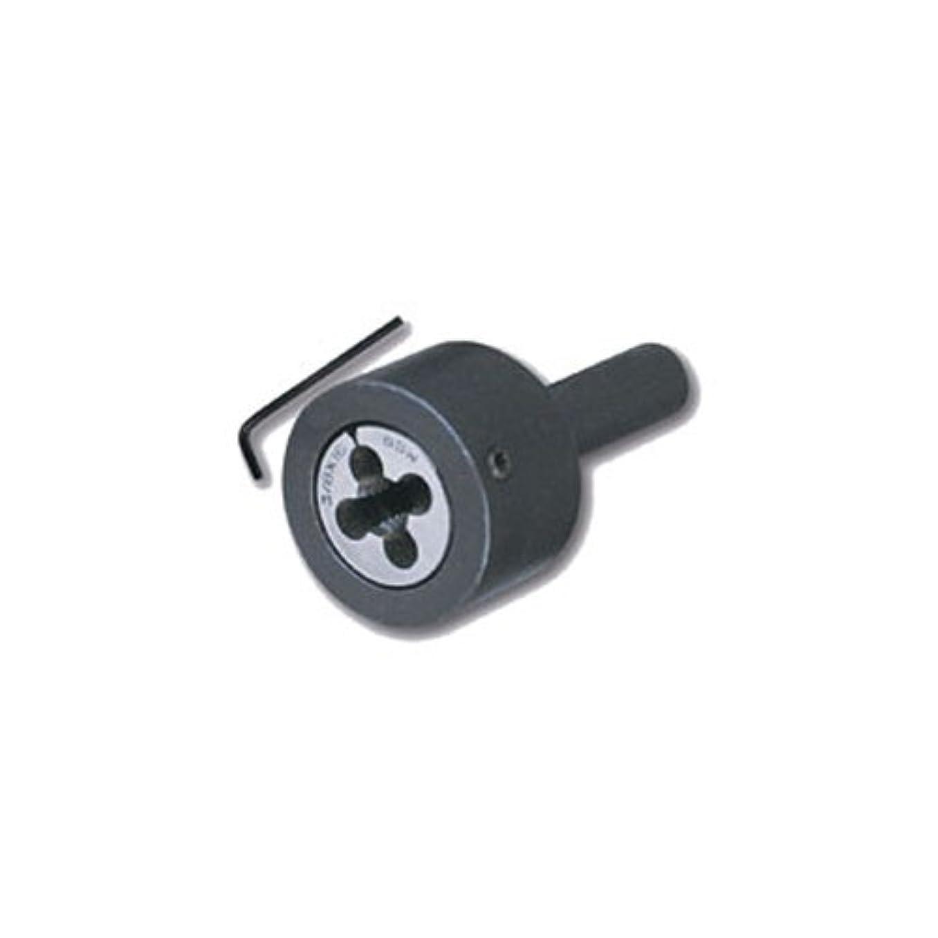 Gyros 94-01734 Round Die Holder 13/16-Inch Diameter 1/2-Inch Shank