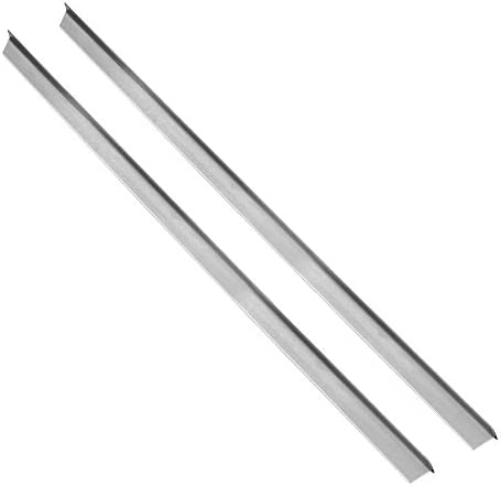 Vance Long Stainless Steel Counter Trim Kit for Backless or Slide in Stoves 2 Pack 23 3 4 Inch product image