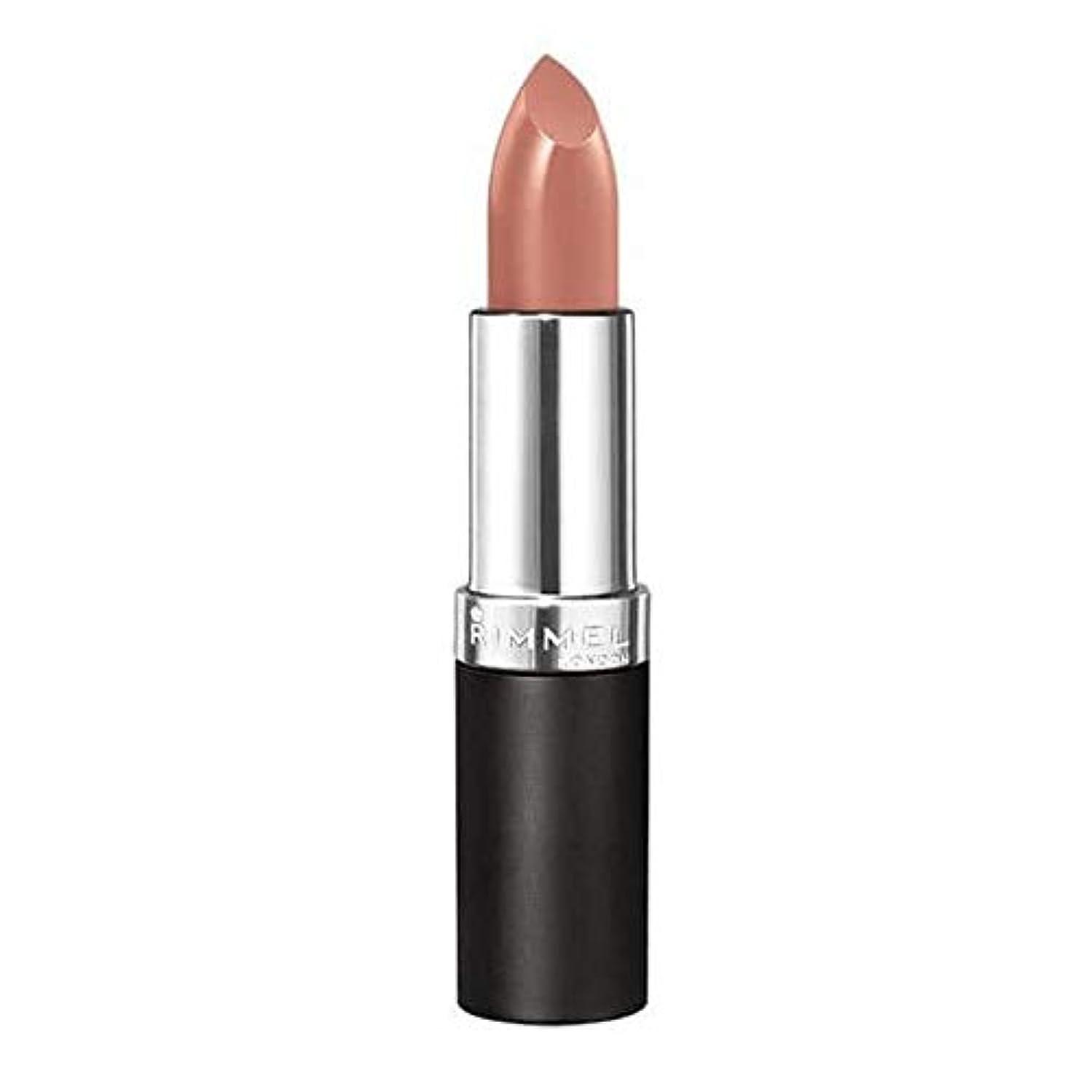 困惑するためにガラガラ[Rimmel ] 衣服を脱いだリンメル持続的な仕上がりのリップスティック - Rimmel Lasting Finish Lipstick Unclothed [並行輸入品]