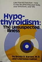 Low Thyroid Function - Hypothyroidism