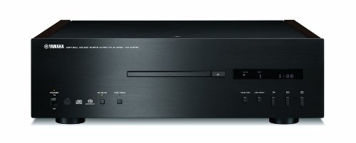 Yamaha C-DS 1000 CD-Player schwarz