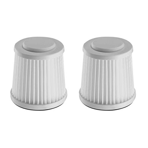Fette Filter - Vacuum Filter Compatible with Black and Decker Flex Vac FHV1200. Compare to Part # FVF100 - Pack of 2