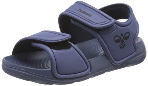 Hummel Playa JR Sneaker, Flint Stone, 33 EU