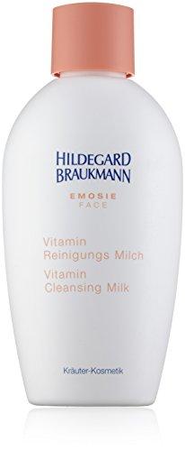 Hildegard Braukmann Emosie Face femme/women, Vitamin Reinigungsmilch, 1er Pack (1 x 200 ml)