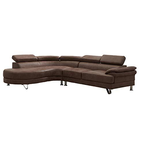 HTI-Line Polstergarnitur Ottomane Links Bern Ecksofa Polsterecke Polstergarnitur Couch Couchgarnitur Ottomane Sitzgelegenheit
