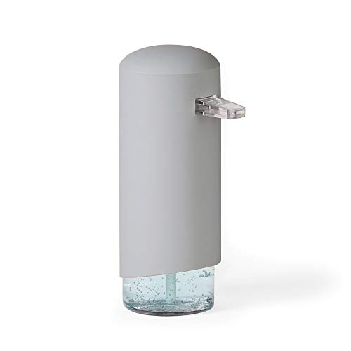 Better Living Products Foam Soap Dispenser, Grey