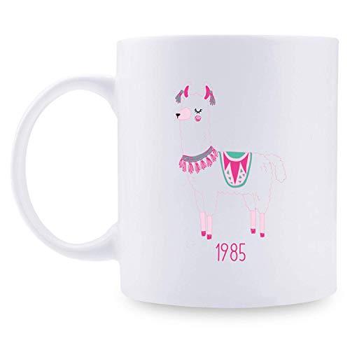 N\A Regalos del 35 Aniversario: Regalos del 35 Aniversario de Boda para Parejas, 35 años Taza de café Divertida para Parejas, Esposo, Esposo, Esposa, Esposa, Ella, él, Linda alpa