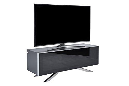 Jahnke Meuble TV SL 5130 AF, Bois, Marron, 45 x 130 x 49,3 cm