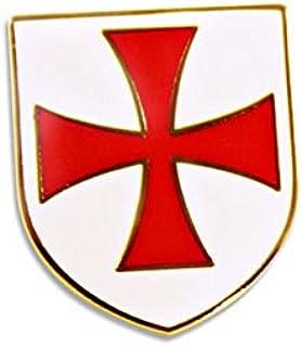 Distintivo templare dei cavalieri massonici