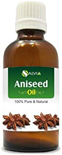 Aniseed Oil 100% Natural Pure Essential Oil 15ml