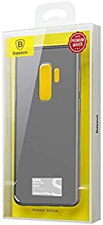 Baseus Wing Protective Case for Samsung S9 Plus Transparent Black (WISAS9P-01)