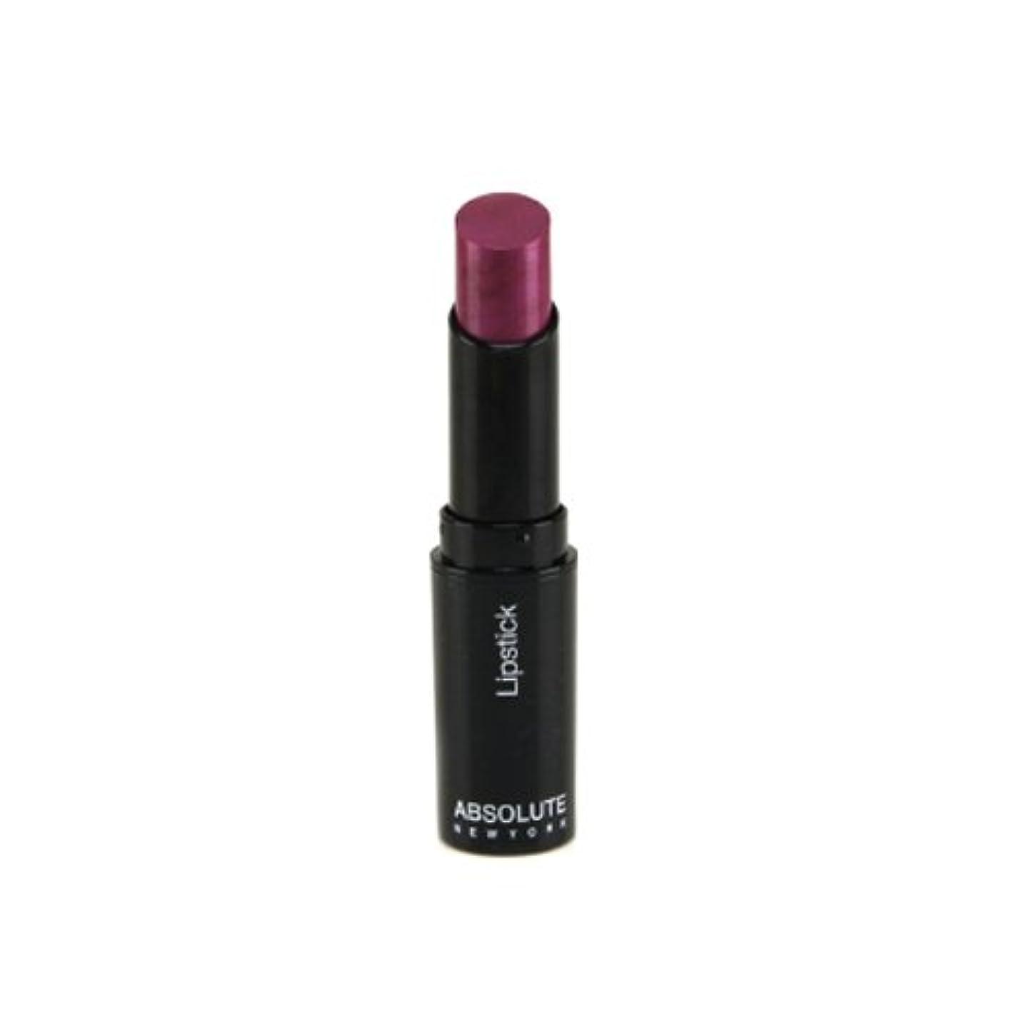 安全でない空港嬉しいです(3 Pack) ABSOLUTE Ultra Slick Lipstick - Dynamic (並行輸入品)