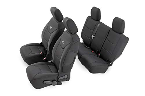 Rough Country Neoprene Seat Covers | (fits)...