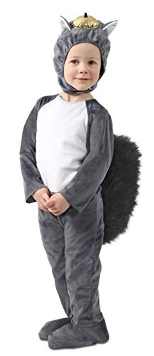 Princess Paradise Baby Nibbles The Squirrel Costume, As Shown, 18-24 Months