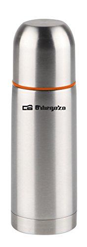 Orbegozo TRL 160 - Thermos per liquidi, in Acciaio Inox, 150 ml