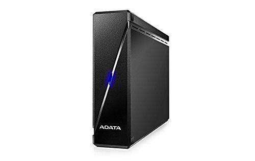Disco rigido esterno ADATA USB 30 robusto a prova d'urto progettato per Multimedia Black Black 4 TB