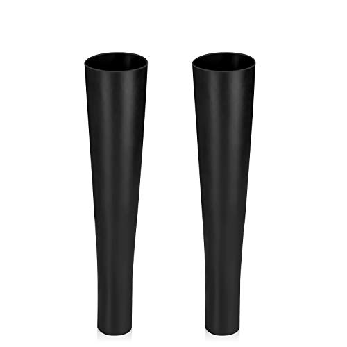 BaseGoal Batting Tee Topper Replacement Basic Ball Rest Rubber Cup,2 Packs