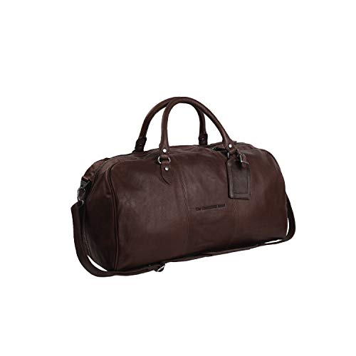 The Chesterfield Brand Leder Weekender Braun William