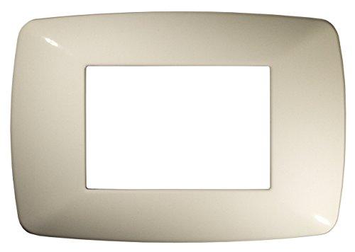 FEB 3203/WH Placca Brio, Bianco