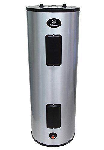 Westinghouse 115 Gal. Lifetime 5500-Watt Electric Water Heater with Durable 316 l Stainless Steel Tank
