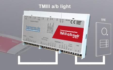 hamares Türmanager TM III a/b Light (Türsprechadapter)