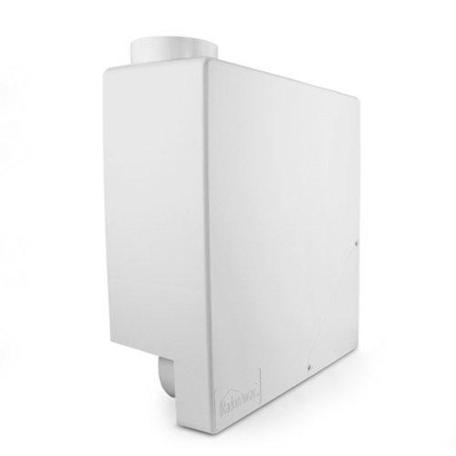 RadonAway 28317 SF180 Radon lowest price Mitigation Box to Fan or Adopts 3