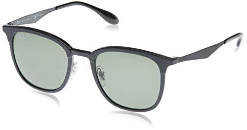 Ray-Ban 4278 Gafas de sol, Black/Matte Black, 51 Unisex-Adulto