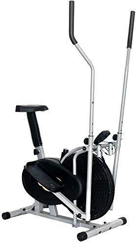 DSHUJC Allenatore ellittico Compatto Life Fitness Attrezzi ginnici, Attrezzi da casa/casa