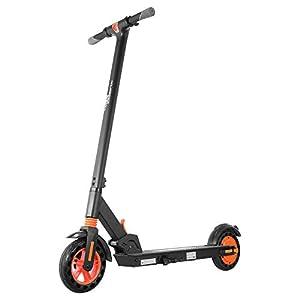 KUGOO Kirin S1 Eléctrico Patinete Scooter Plegable para Adultos, 8