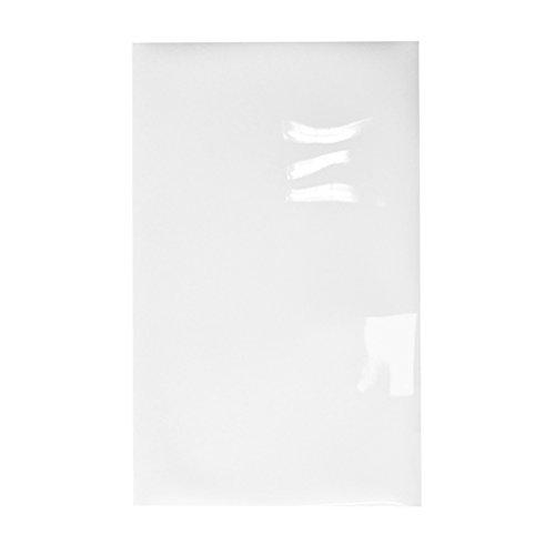 WINOMO Tablero magnético blanco Nevera Tablero blanco