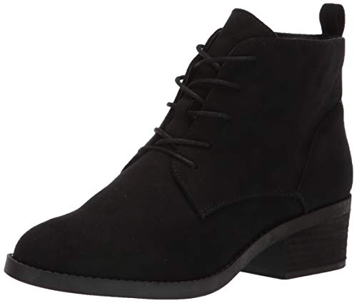 Carlos by Carlos Santana Women's Macey Chukka Boot, Black, 6 Medium US