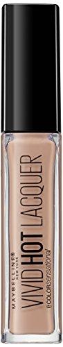Maybelline Color Sensational Vivid Hot Lip Lacquer, Number 60, Tease