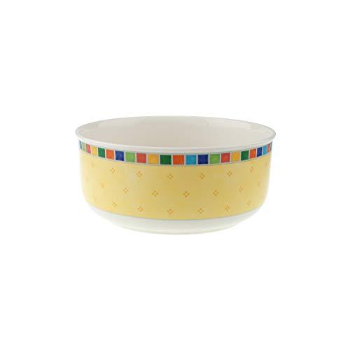 Villeroy & Boch Twist Alea Limone, Porzellan (Fine China), weiss/bunt, 20 cm