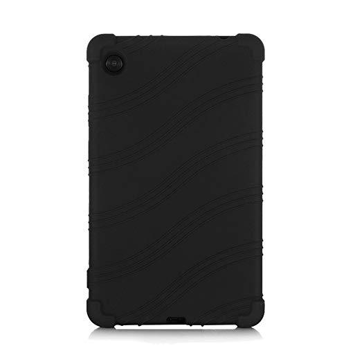 ORANXIN Custodie per Lenovo Tab M7 - Morbido Silicone Antiurto Conchiglia Protettivo Copertina per Lenovo Tab M7 TB-7305F X i 7 Pollice Tablet 2019