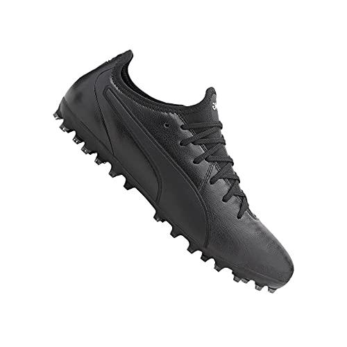 PUMA King Pro MG - Botas de fútbol para hombre, Negro , 46 EU