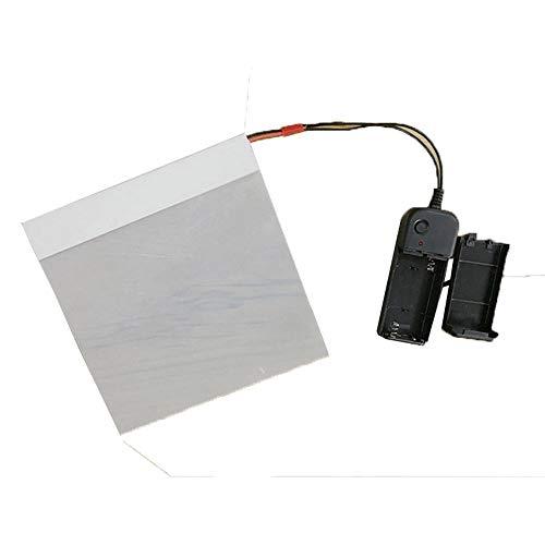 HOHO Electronic pdlc Smart Tint A4Probe pdlc umschaltbar Smart Film E-Tint Smart Glas Folie (6Farben erhältlich)