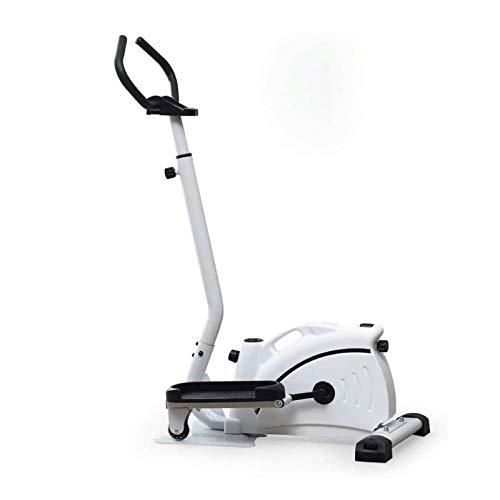 WJFXJQ Casa Adelgazante Artefacto Mini Máquina Elíptica Pequeño Ejercicio Equipo de Fitness
