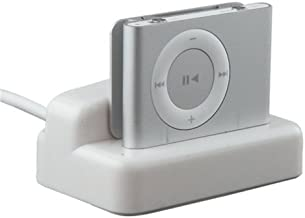 Bargaincell USB Hotsync & Charging Dock Cradle desktop Charger for Apple IPOD Shuffle..