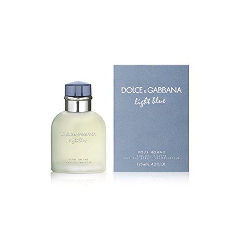 Dolce & Gabanna Light Blue homme/men, Eau de Toilette, Vaporisateur/Spray, 125 ml