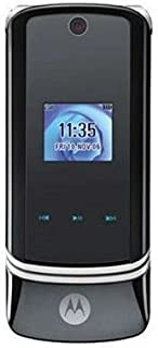 Motorola KRZR K1M (Black) with 1.3 Megapixel- Camera - Bluetooth Capable - 1XEVDO CDMA 2000 for Verizon Network