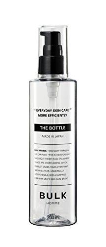 バルクオム THE BOTTLE 200mL (ザ ボトル)【化粧水用ボトル】