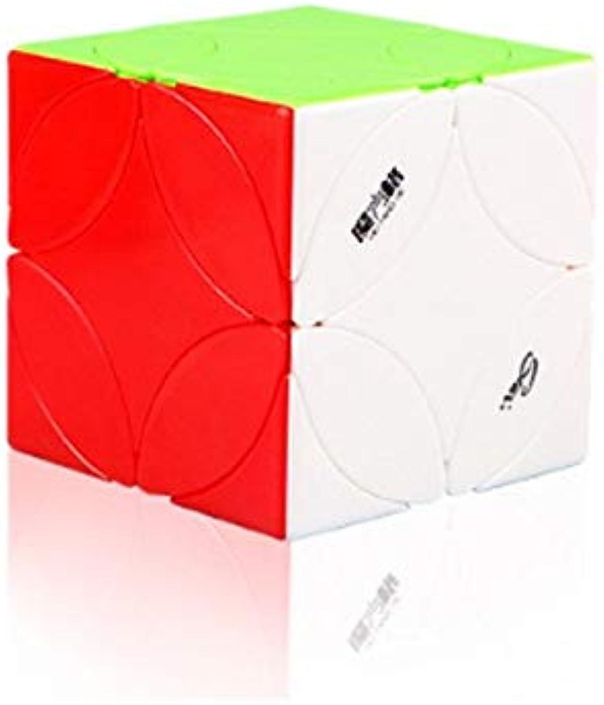 XuBa Professionelles Lernspielzeug für Kinder, seltsames scharfes Puzzle, Geschwindigkeitswürfel, Zappeln, Magico Cubo Puzzle, Geschwindigkeit, Magico Cube bunt B07KGCX1ZY Angenehmes Aussehen     | Sonderkauf