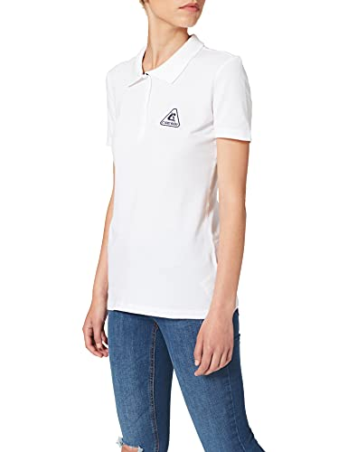 Cressi Sub S.p.A. Polo Lady Polo Femme White FR : XL (Taille Fabricant : XL)