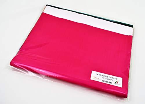 Sobres de regalo en paquetes surtidos – Varios colores, tamaños y cantidades con o sin cinta adhesiva (Multcolor mate, 40 x 57,5 + 4 unidades 50)