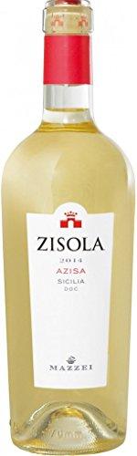 Zisola 'Azisa' Grillo/Catarratto, DOC Sicilia (Case of 6), Italien/Sicily/Noto, Grillo, (Weisswein)