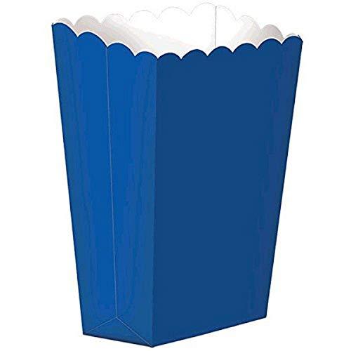Bright Azul Cajas de Teclado Inglés Palomitas