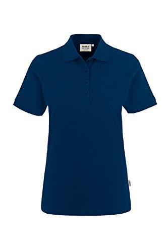 "Preisvergleich Produktbild HAKRO Damen Polo-Shirt ""Classic"" - 110 - marine - Größe: M"