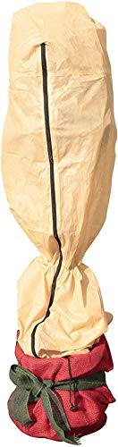 NZBZ Capucha de vellón de Invierno Windhager Protect vellón térmico protección contra heladas protección contra el frío para arbustos y Plantas en macetas